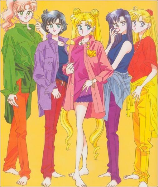 Quelle(s) est (sont) la (les) Sailor(s) à avoir eu un gros béguin pour Sailor Uranus ?
