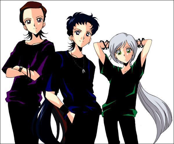 Lequel de ces personnages, Uranus déteste-t-elle le plus ?