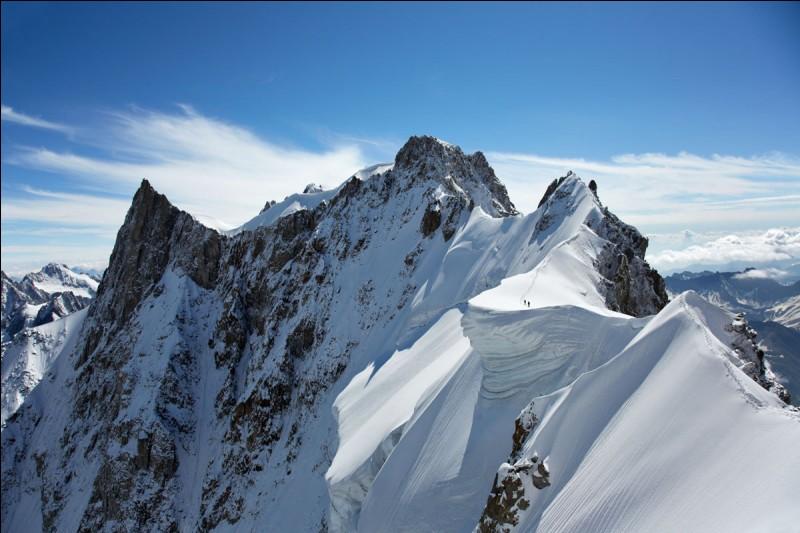 Nous avons de l'__ pure des montagnes.