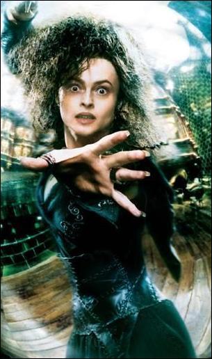Harry Potter: Quel est le prénom du mari de Bellatrix Lestrange ?