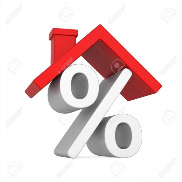 En moyenne, quel pourcentage un agent immobilier touche sur la vente d'une maison ?