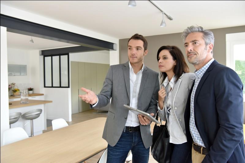 Quel est le point principal que les agents immobiliers doivent respecter pour que les acheteurs soient contents ?