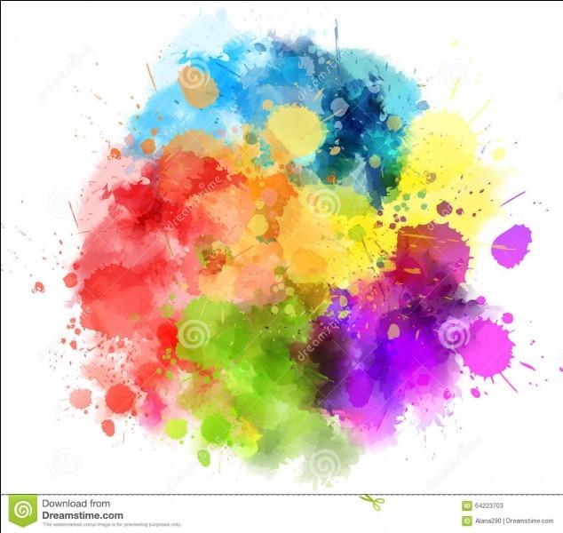 Les couleurs (très facile)