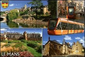 Connaisse-vous le gentilé des habitants du Mans (Sarthe) .