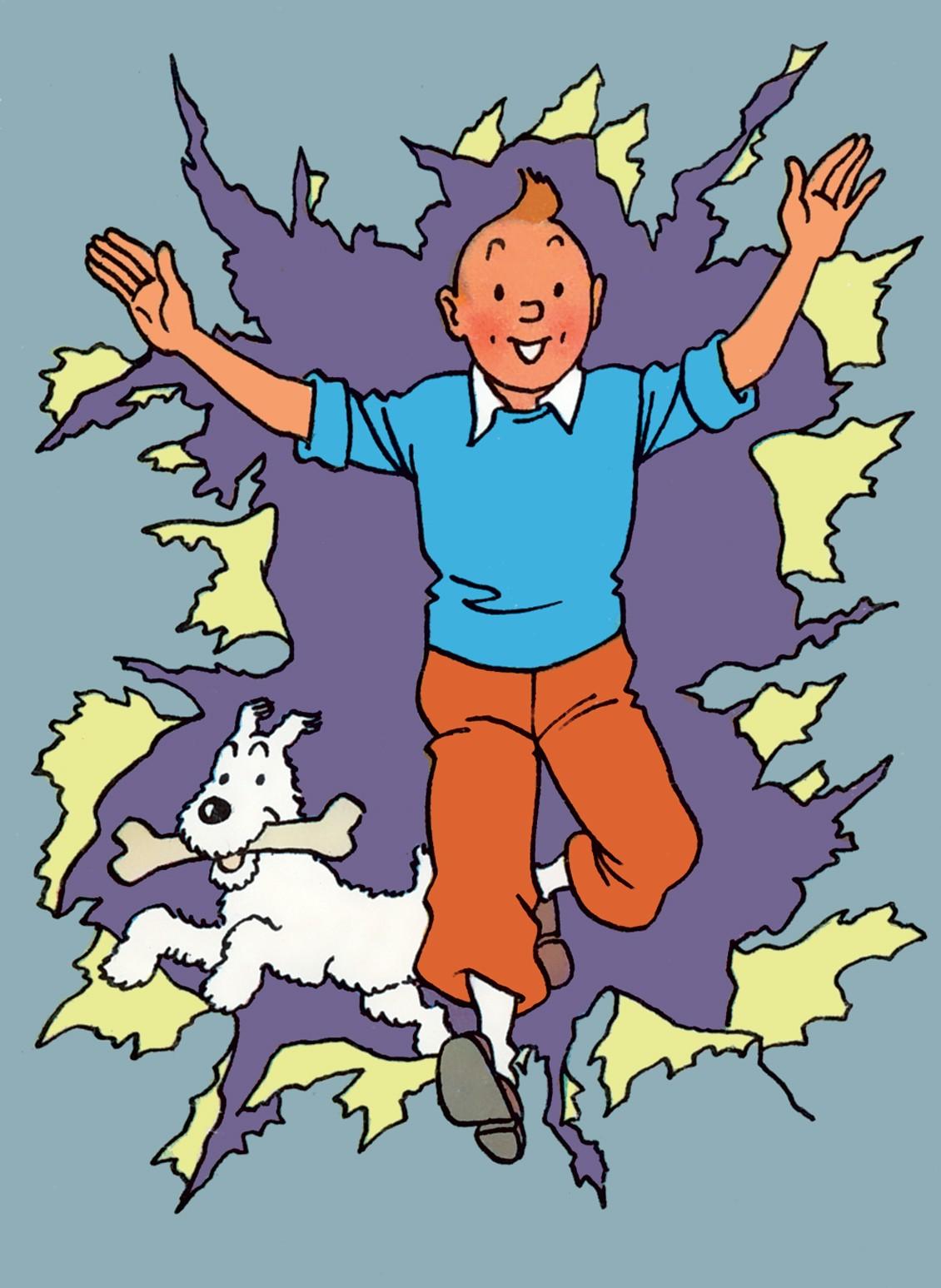 Quizz Tintin