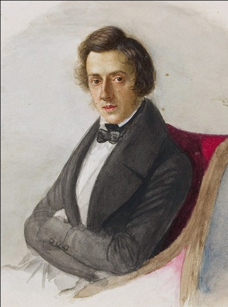 Comment s'appelle la conjointe de Frédéric Chopin ?