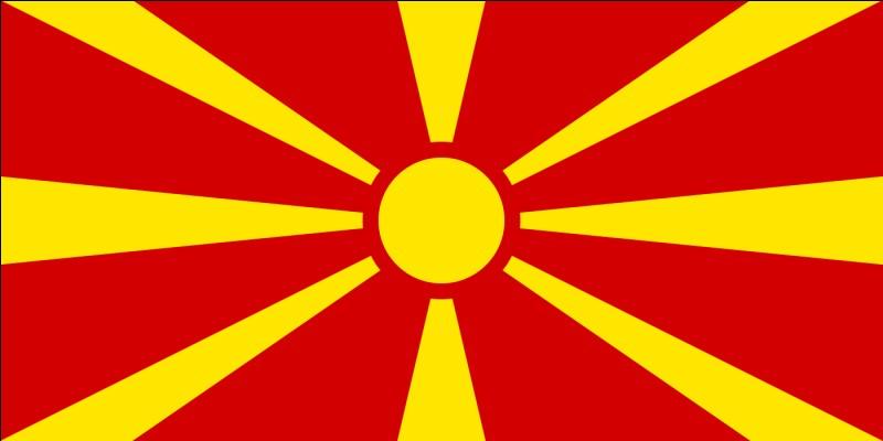 Sur quel continent se trouve la Macédoine ?