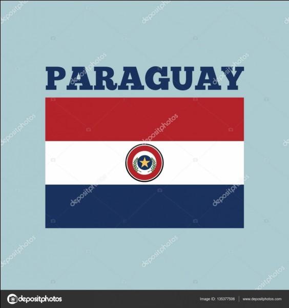 Et quels sont les deux ou trois autres pays limitrophes du Paraguay ?