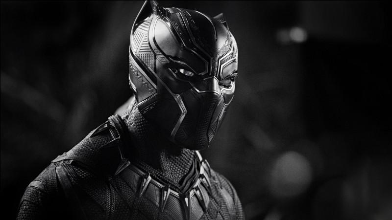 Je vis au Wakanda, je suis un roi et je suis noir. Qui suis-je ?