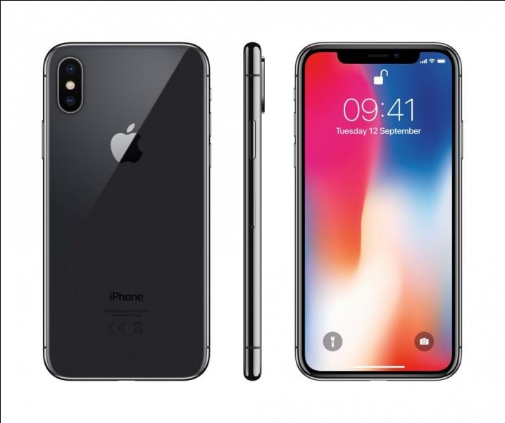 """Quel """"iPhone"""" est représenté sur l'image ?"""