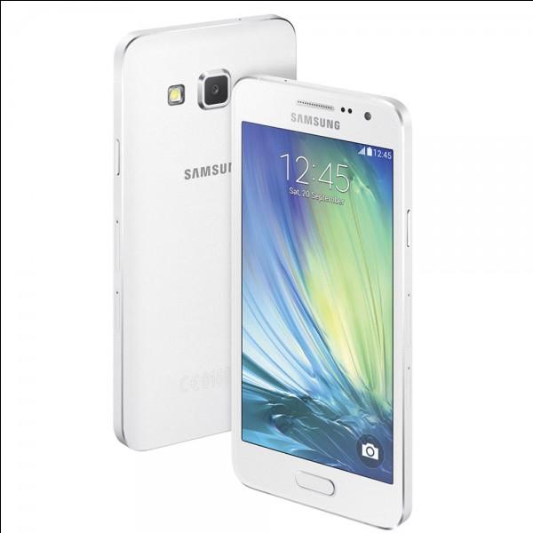 """Quel """"Samsung"""" est représenté sur l'image ?"""