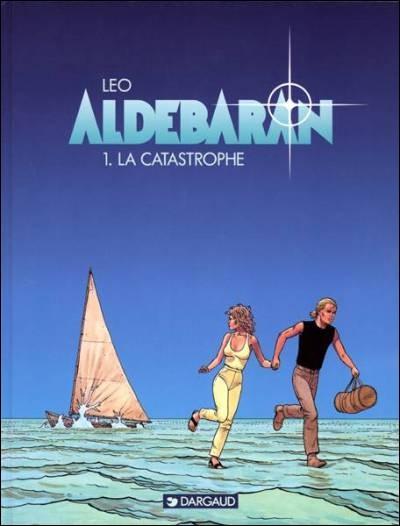 """Changeons un peu de style. Dites-moi qui est l'auteur de la bande-dessinée """"Aldébaran""""."""