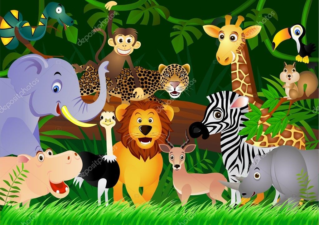 Le cri des animaux ! (1)