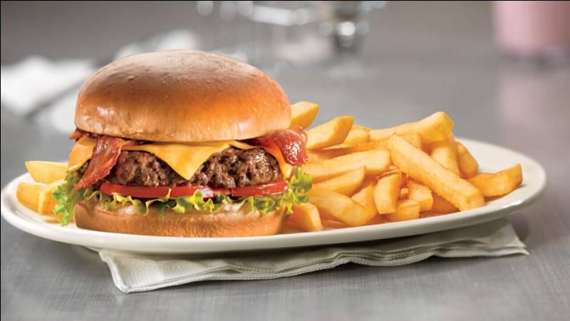 Quel est le logo de Burger King ?