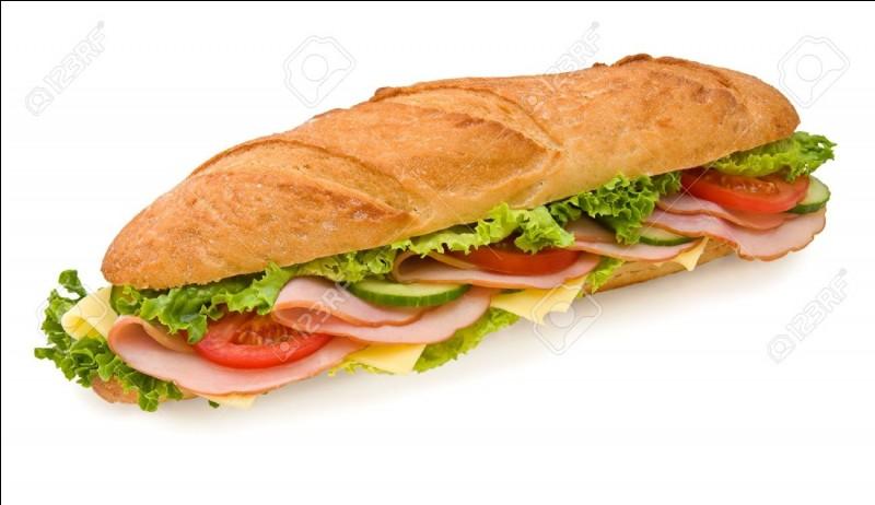 Où peut-on manger juste des sandwiches ?