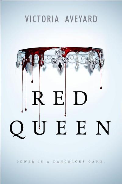 "Qui est le héros ou l'héroïne de la saga ""Red Queen"" ?"