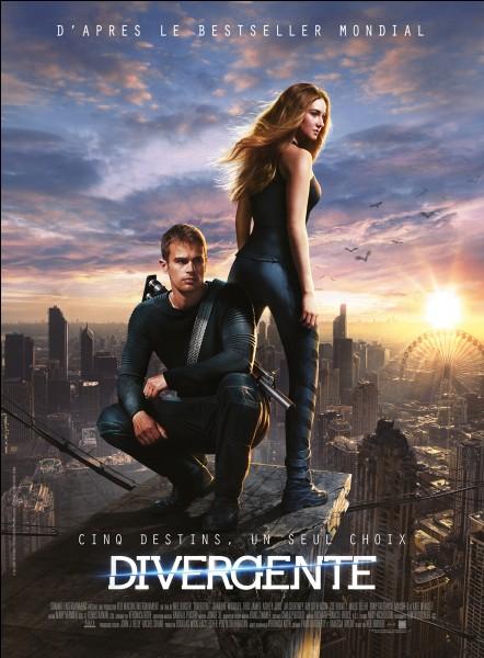 """Qui est le héros ou l'héroïne de la saga """"Divergente"""" ?"""