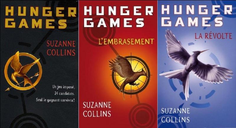 "Qui est le héros ou l'héroïne de la saga ""Hunger Games"" ?"