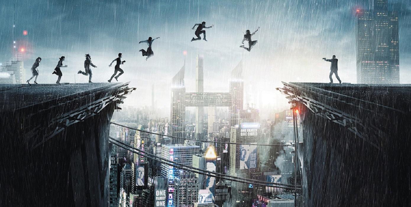Les héros de science-fiction et dystopies