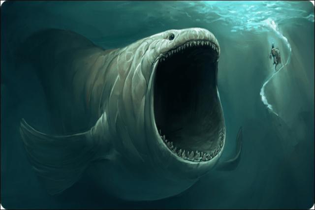 Quel est le plus gros monstre légendaire ?