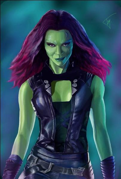 Gamora est :