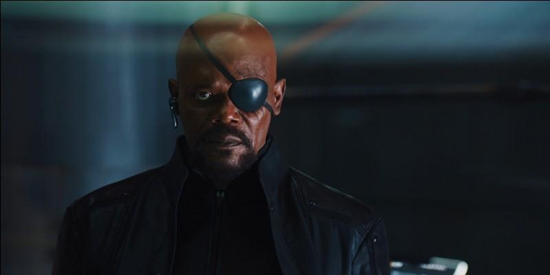 Nick Fury est :