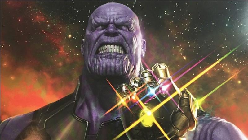 Thanos est :