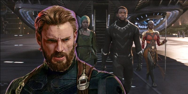 Captain America est :