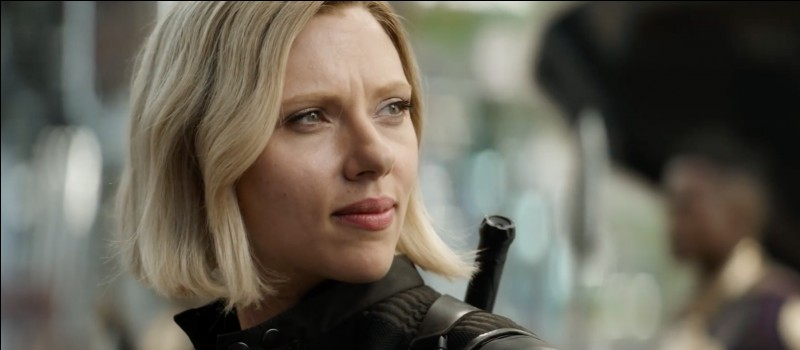 Black Widow est :