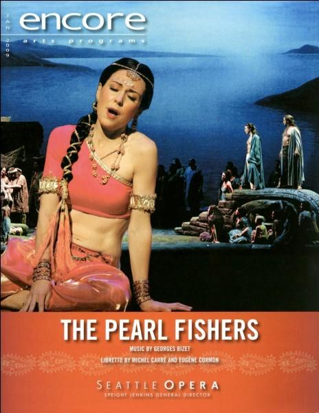 """Où se passe l'opéra de Bizet """"Les Pêcheurs de perles"""" ?"""