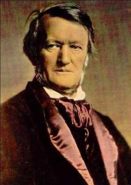 En quelle année Richard Wagner est-il décédé ?