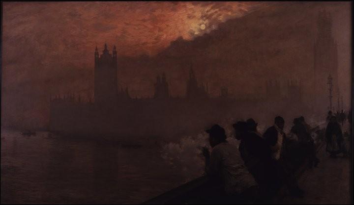 """""""Westminster"""" 1878. De qui ? Tonnerre de Brest !"""