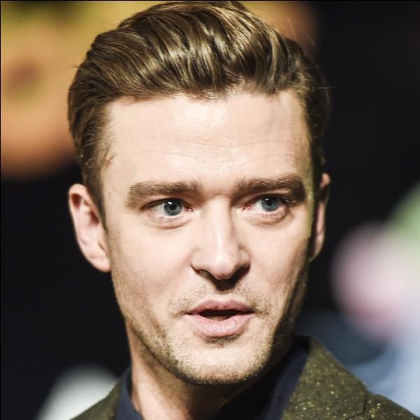 Justin Timberlake est un chanteur canadien...