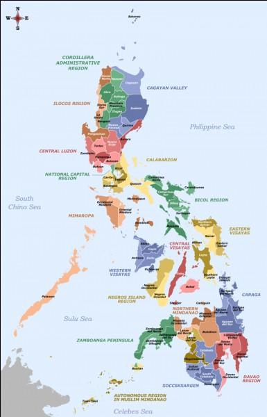 Nanille est la capitale des Philippines...