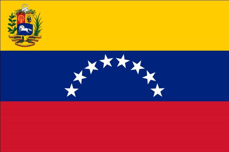 Le Venezuela est situé en Amérique centrale...