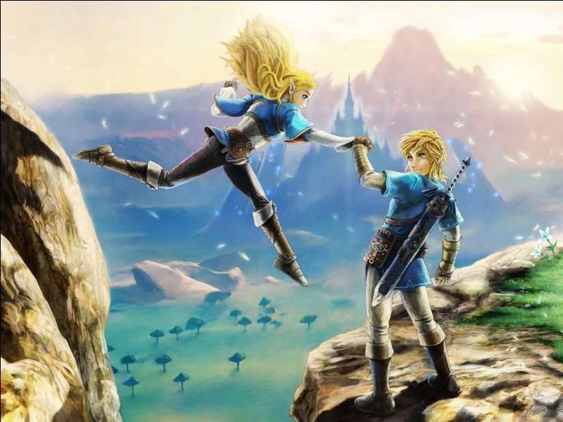 Quel personnage de ''The Legend of Zelda'' es-tu ?