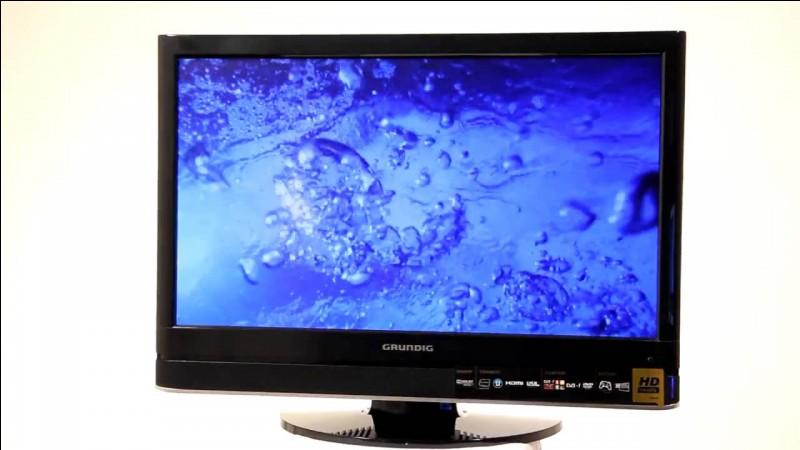 Regardes-tu souvent la télévision ?