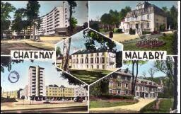 Les habitants de Châtenay-Malabry (Hauts-de-Seine) se nomment les ...