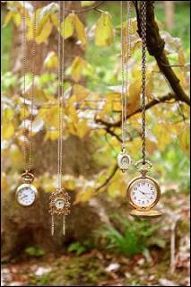 Qui dispose, dans la saga Harry Potter, d'une sorte de montre à voyager dans le temps, le passé uniquement ?