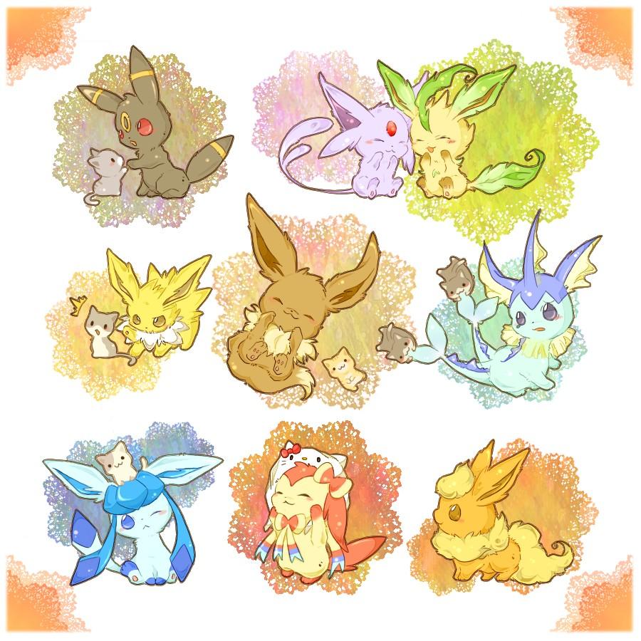 Pokémon - Évoli
