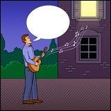 Toujours en chanson, qui était saoul sous le balcon de Marie-Christine ?