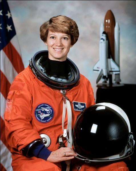 La première femme pilote de la NASA a servi dans l'invasion de la Grenade. Qui est-ce ?