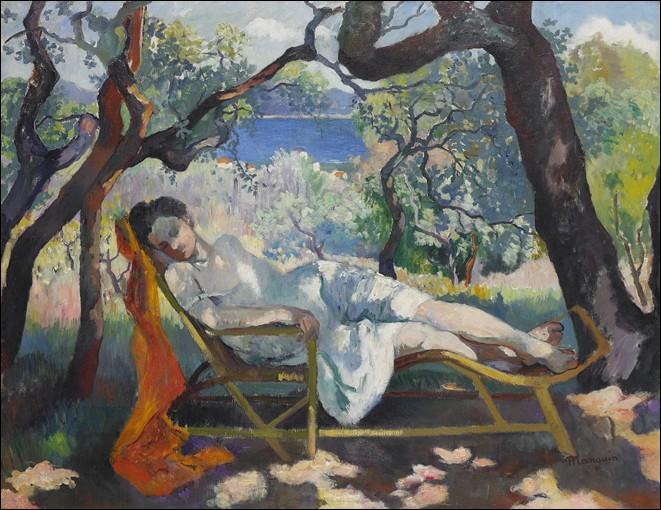 Cinq huiles sur toile de Manguin ont été exposées dans la salle VII du Salon d'automne qui lance le fauvisme. En quelle année ?