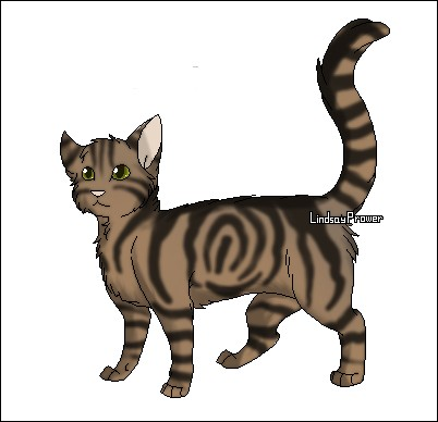 Quel est le nom de chaton de Vif-Argent ?