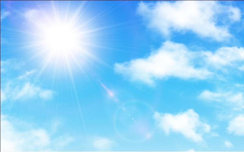 Il faut 1 minute et 42 secondes pour que la lumière du Soleil parvienne jusqu'à la Terre.