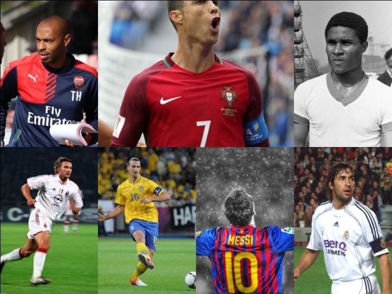 Qui a marqué le plus de buts en Ligue des champions au 28 mai 2018 ?