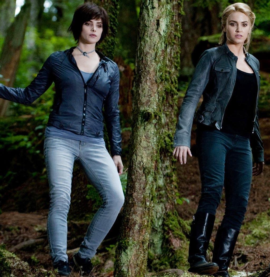 Quelle femme vampire es-tu dans 'Twilight' ?