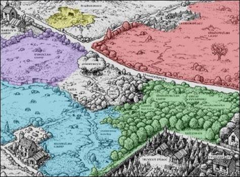 Que veut Étoile du Léopard sur le territoire du clan du Tonnerre ?