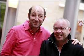 Avec qui Kad Merad a-t-il formé un duo pendant de nombreuses années ?