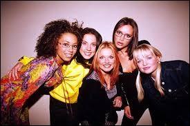 """Quelle Spice Girl a eu du succès en solo avec la chanson """"It's Raining Men"""" en 2001 ?"""
